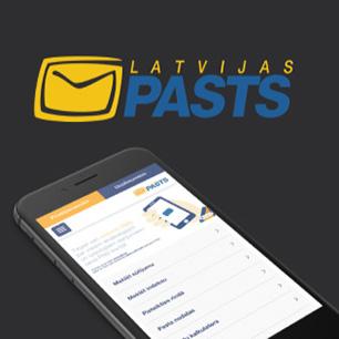 Latvijas Pasts IT sistēma